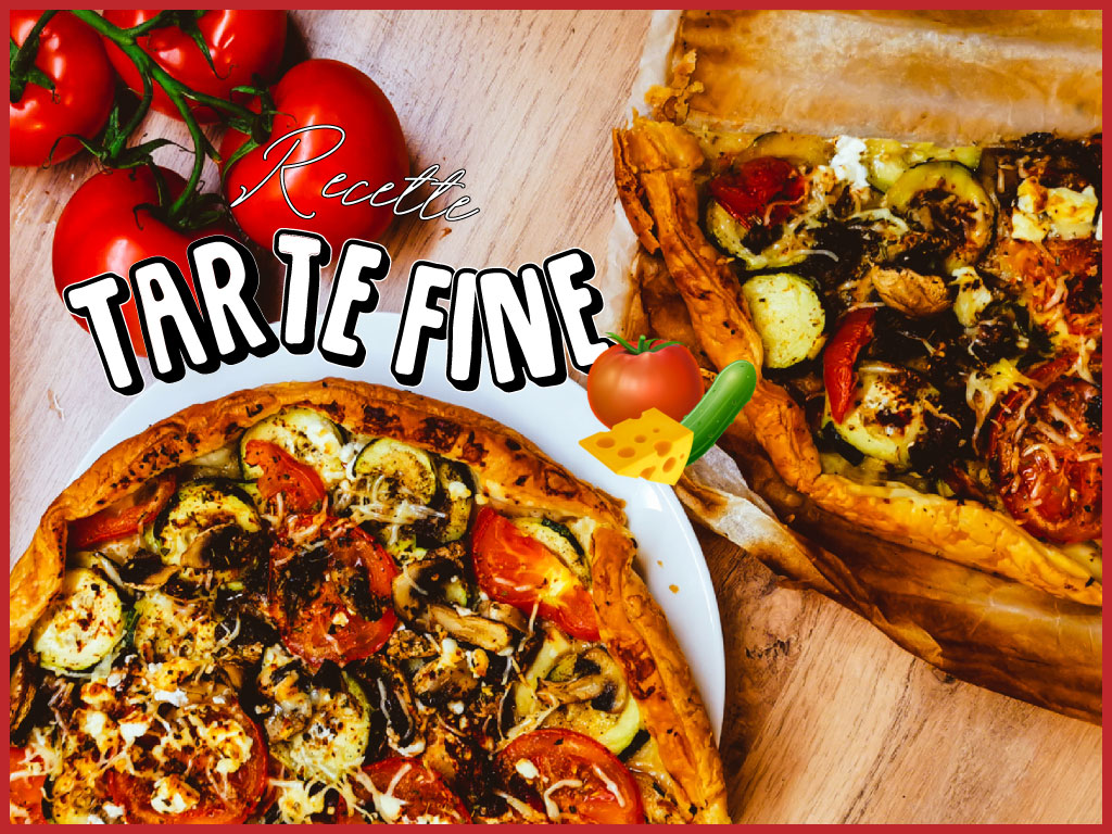 recette cougette tomate